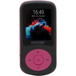 Denver MP4 Afspiller - 4GB   *Pink*