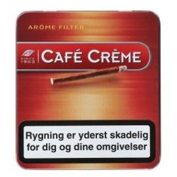 Cafe Creme Filter Red 10 stk