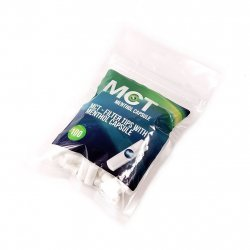 MCT Click Filtre Med Menthol Kapsel 100 Stk 8 mm