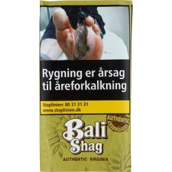 Bali Shag Authentic Virginia 35g