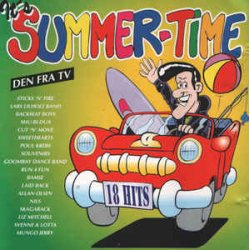 the summertime cd den fra tv