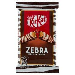 Kit Kat Zebra Black & White 41,5 gr