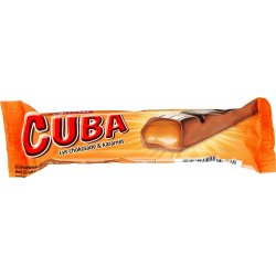 Cuba Bar Lys m.Karamel 40 gr