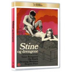 Stine Og Drengene  DVD