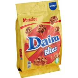 Marabou Daim Bites 145 gr