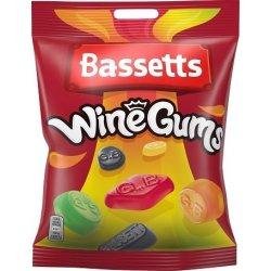Bassets Engelsk Winegum 190 gr