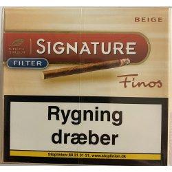 Signature Finos Beige Flt 10 stk