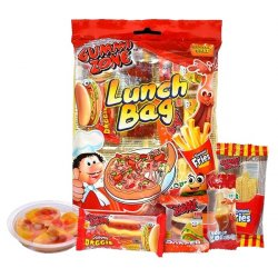 Lunch Bag display - 72 gr