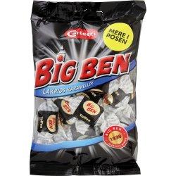 Big Ben Lakrids 110 gr