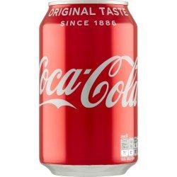 Coca-Cola 33 cl DS.
