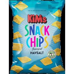 Kims Snack Chips Havsalt 160 gr