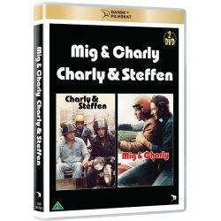 Mig Og Charly + Charly Og Steffen  DVD