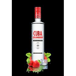 CUBA Strawberry Vodka 30% 70 cl