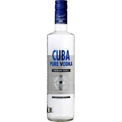 CUBA Pure Vodka 30% 70 cl
