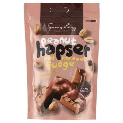 Peanut Hapser Fudge 125 gr