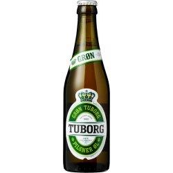 Tuborg Grøn Pilsner Øl 33 cl