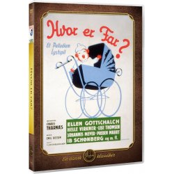 Hvor Er Far? - DVD