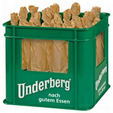 Underberg 2 cl. 12 s Ølkasse