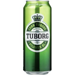 Tuborg Grøn 33 cl DS
