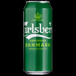 Carlsberg Pilsner 50 cl (dåse)