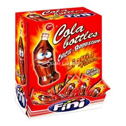 Cola Bottles Tyggegummi