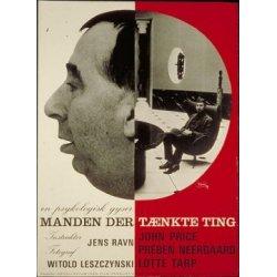 Manden Der Tænkte Ting - DVD
