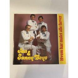 Jan og sunny bous CD