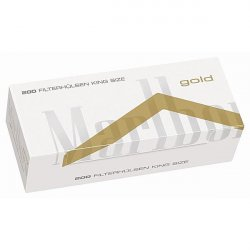 Marlboro Gold Cigaret Filter 200 stk