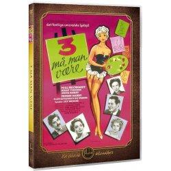 Tre Må Man Være - DVD