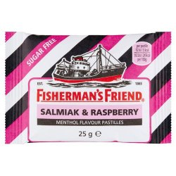 Fisherman's Friend Salmiak & Raspberry