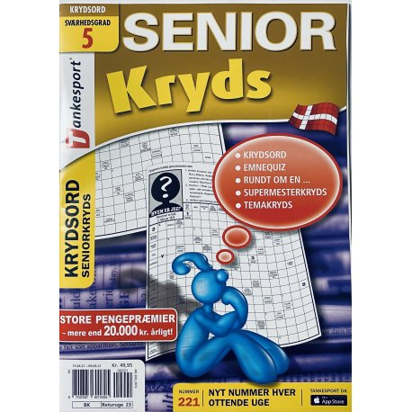 Senior Kryds