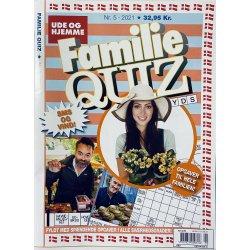 Ude og Hjemme Familie Quiz