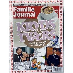Familie Journal Kryds & Tværs