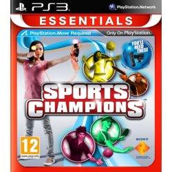 Sports Champions - Move - Essentials - PS3