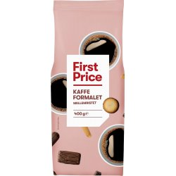Kaffe First Price 400 gr