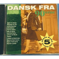 Dansk Fra 90erne Nr 5 cd
