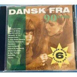 Dansk Fra 90erne Nr 6 cd