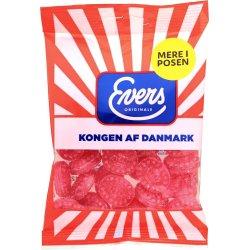 Evers Kongen af Danmark 110 gr
