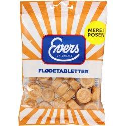 Evers Flødetabeletter 110 gr