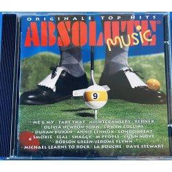 Absolute Musik Nr 9 cd
