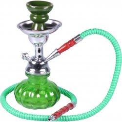 """Shisha Vandpibe """"SINAI""""  Grøn  25 cm"""
