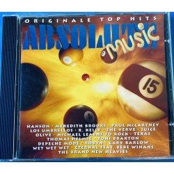 Absolute Musik Nr 15  cd