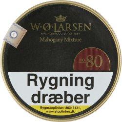 WØ Larsen Mahogany No.80 50 Gr