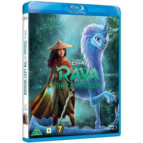 Raya And The Last Dragon - Disney - Blu-Ray