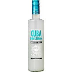 Cuba Dry Lemon 70 cl