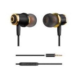 Aeroz Ear-120 - In-Ear Høretelefoner Med Mikrofon