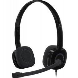 Logitech H151 Headset Med Mikrofon