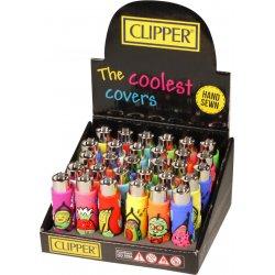 """Clipper  lighter  Pop Cover """"Yoga Fruit"""""""