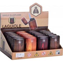 "LAGUIOLE Jet Lighter ""Capsule"" Blå Flamme"