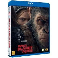 War For The Planet Of The Apes  Opgøret - Blu-Ray